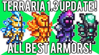 getlinkyoutube.com-Terraria 1.3: All BEST Armor! Nebula, Solar Flare, Vortex, & Stardust Armor Sets! // demize
