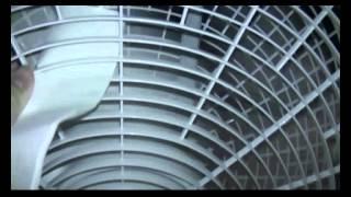 Fan Videos in the Morning in HD Lasko Fans and Climate Keeper Fan Forced Heater