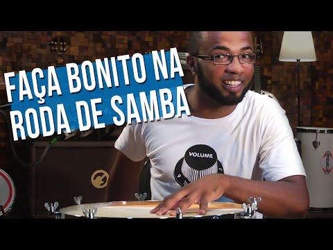 APRENDA 10 INSTRUMENTOS PRIMORDIAIS DA RODA DE SAMBA