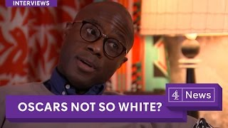 Barry Jenkins Interview on the Oscars, Moonlight and Donald Trump