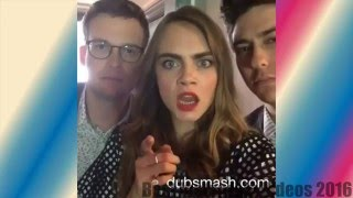 getlinkyoutube.com-Cara Delevingne Instagram Videos 2016 - Cara Delevingne Vine Compilation 2016 [HD]