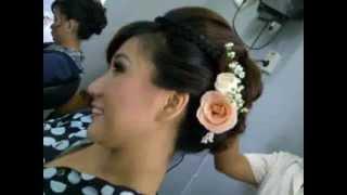 getlinkyoutube.com-Voni Khoe - Make Up & Hair Do - Bali