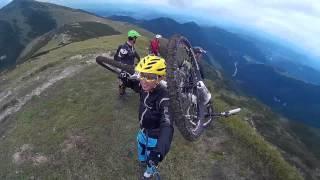 getlinkyoutube.com-Biking on Slovak mountains 2014 (SJ4000)