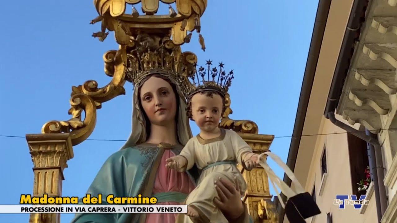 Madonna del Carmine - Processione Vittorio Veneto