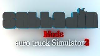 getlinkyoutube.com-Euro Truck Simulator 2 / Mod Ônibus  1.3.1