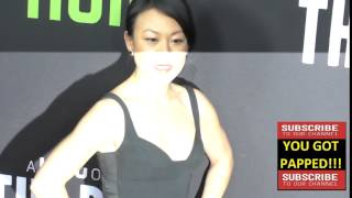 Ali Ahn At The Premiere Of Hulu's The Path At Arclight Theatre In Hollywood