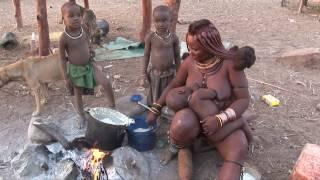 getlinkyoutube.com-Première rencontre avec les Himbas  première partie