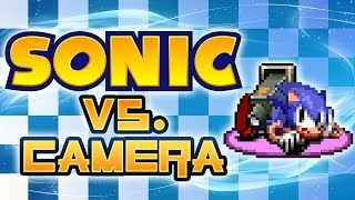getlinkyoutube.com-Sonic vs. Camera - Walkthrough