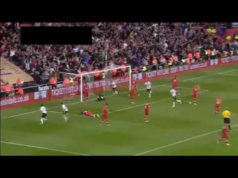Top 10 Goals from the 2012-13 Manchester United Season