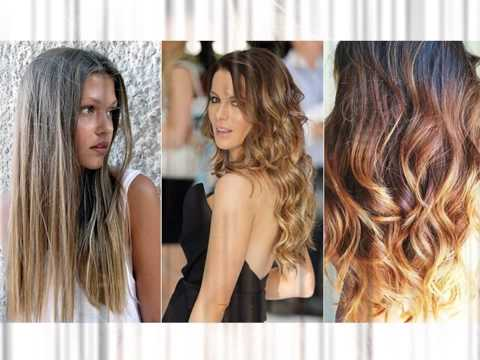 Tendencias de las mechas californianas