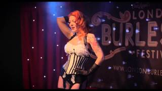 getlinkyoutube.com-Betty D'Light performing at the London Burlesque Festival 2013