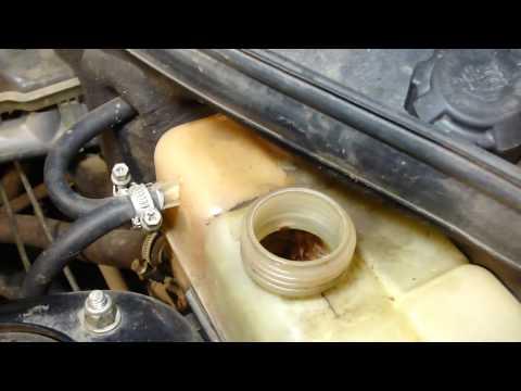 Последствия применения герметика радиатора для ДВС. ВАЗ 21126. Radiator sealant is not!