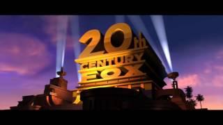getlinkyoutube.com-20th Century Fox 2009 logo with new 2017 fanfare