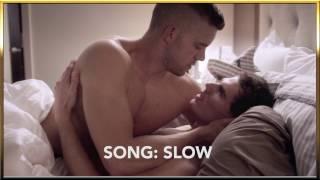 getlinkyoutube.com-Harry & Will Gay Kiss Scene in Quantico (1080p HD)
