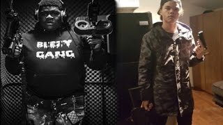 Shredgang Mone Vs Cino Baby (Pablo Skywalkin Affiliate): Twitter Beef