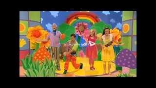 getlinkyoutube.com-Hi-5 Stop Look Listen Sharing Stories Spring Clean Rainbow