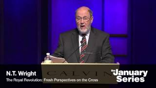 N.T.  Wright - The Royal Revolution: Fresh Perspectives on the Cross