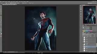 getlinkyoutube.com-Como seria: Tom Holland - Spiderman.