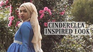 getlinkyoutube.com-Cinderella Inspired Look