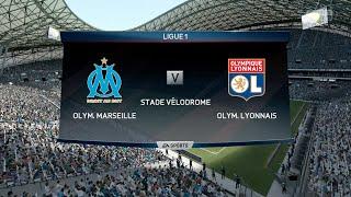 getlinkyoutube.com-FIFA 16 - Olympique de Marseille vs. Olympique Lyonnais @ Stade Vélodrome