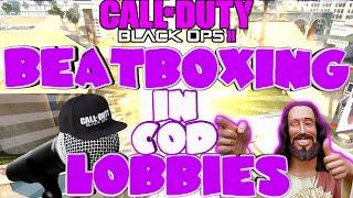 getlinkyoutube.com-'TRAP GOD' - BEATBOXING IN COD LOBBIES EP.29 (BLACK OPS 2)