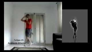 getlinkyoutube.com-Applause - Alternativo - Just Dance 2014