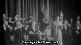 Umm Kulthum ( أم كلثوم ) live; \ »Enta Omri\ » (English subtitles)