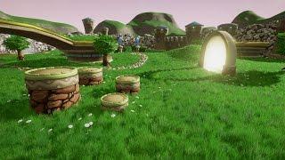 Spyro The Dragon: Artisans Homeworld [Unreal Engine 4]