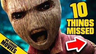 getlinkyoutube.com-GUARDIANS OF THE GALAXY Vol. 2 Trailer - Easter Eggs & Things Missed