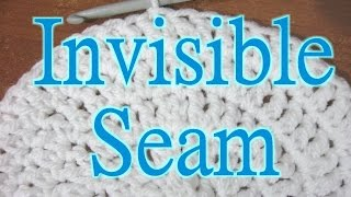 getlinkyoutube.com-The Invisible Seam - Crochet Tutorial