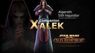 getlinkyoutube.com-SWTOR: Sith Inquisitor - Xalek Conversations