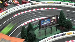 getlinkyoutube.com-HO Slot Car Drifting Slotborders.com