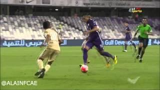 getlinkyoutube.com-24-04-2016 العين 3 والشعب 0 -دوري الخليج العربي-