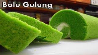 getlinkyoutube.com-Bolu Gulung - Resep Bolu Gulung (Roll Cake Recipe)