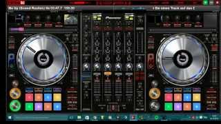 getlinkyoutube.com-Virtual DJ 8 Skin Pioneer  DDJ SZ Tutorial FREE Download Link