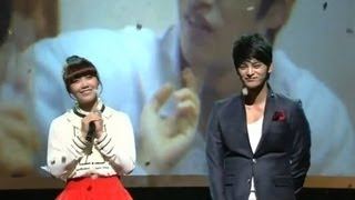 getlinkyoutube.com-정은지&서인국_ All For You ( All For You by JUNG EUN JI & SEO IN GUK @Mcountdown 2012.09.06)