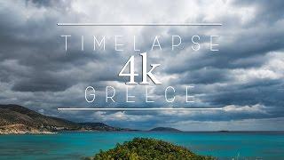 GREECE | Timelapse 4k