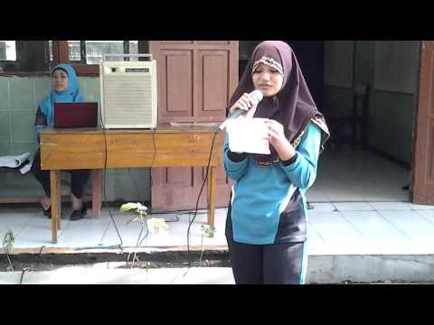 Jum'at sehat, bersih dan ceria MTsN 2 Surabaya