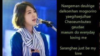 getlinkyoutube.com-Heartstring The day we fell in love lyrics