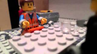 getlinkyoutube.com-The Lego Movie Stop Motion Bad Cop