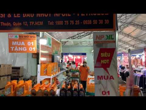Gian hàng NPoil tại Hội chợ Phú Thọ 2019