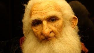 "getlinkyoutube.com-Makeup FX reference ""Balin from the Hobbit Movie"""