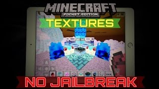 getlinkyoutube.com-✔️[0.13.0] (NO JAILBREAK) HOW TO CHANGE GAME COLORS! | Minecraft Pocket Edition- MCPE