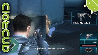 Syphon Filter: Logan's Shadow | NVIDIA SHIELD Android TV (2015) | PPSSPP Emulator [1080p] | Sony PSP