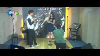 getlinkyoutube.com-سهيلة بن لشهب الجزائرية تغني اغنية راعة في تمارين للبرايم الثاني ~ ستار اكاديمي 11