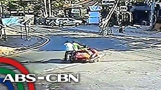 Habulan ng MMDA at 5 batang 'snatcher', huli sa CCTV