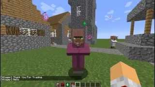 getlinkyoutube.com-Blood , Zombie Posion And More ! | Minecraft One Command Block