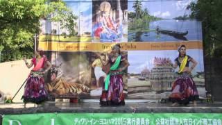 getlinkyoutube.com-BIANCA&Guacamole Queen  2015 10 18   Diwali2015