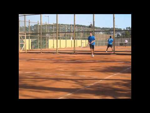 Golpes De Tenis ( Slow Motions ) HD