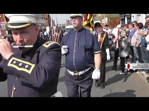 Shankill Protestant Boys @ Easter Monday Apprentice Boys Parade